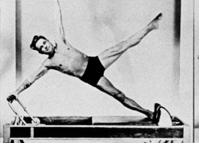 Permanent Link to Joseph Hubertus Pilates